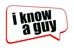 i know a guy - Business Design Guys