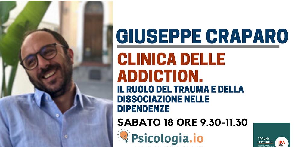 Trauma Lectures - Clinica delle Addiction | Il ruolo del Trauma e della dissociazione nelle dipendenze