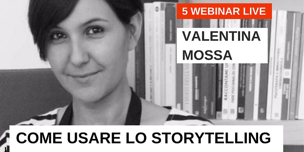 Serie di 5 Webinar | Come Usare lo Storytelling in Psicologia. La Cura delle Storie (1)