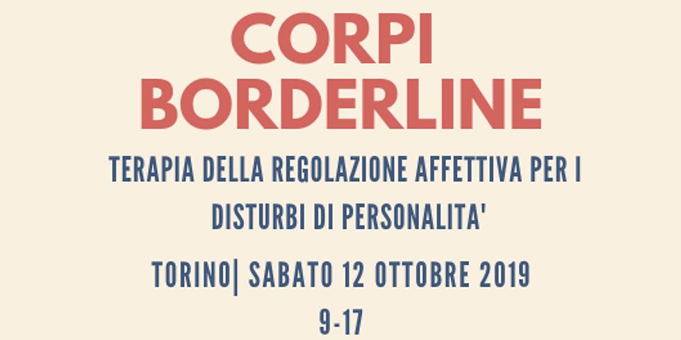 Corpi Borderline | Seminario con Clara Mucci