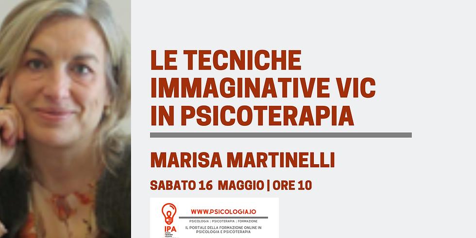 Le Tecniche Immaginative VIC in Psicoterapia