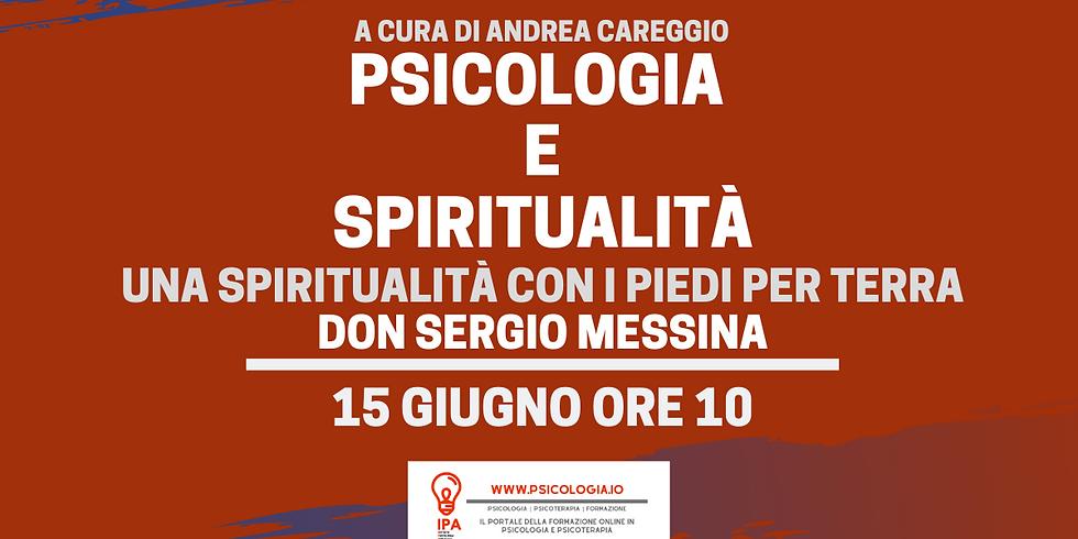 Psicologia e spiritualità | Don Sergio Messina