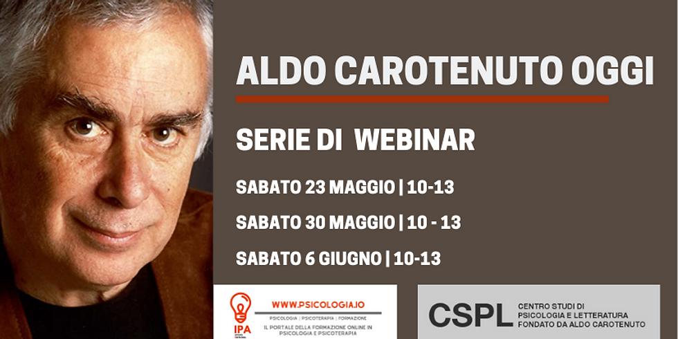 Aldo Carotenuto oggi