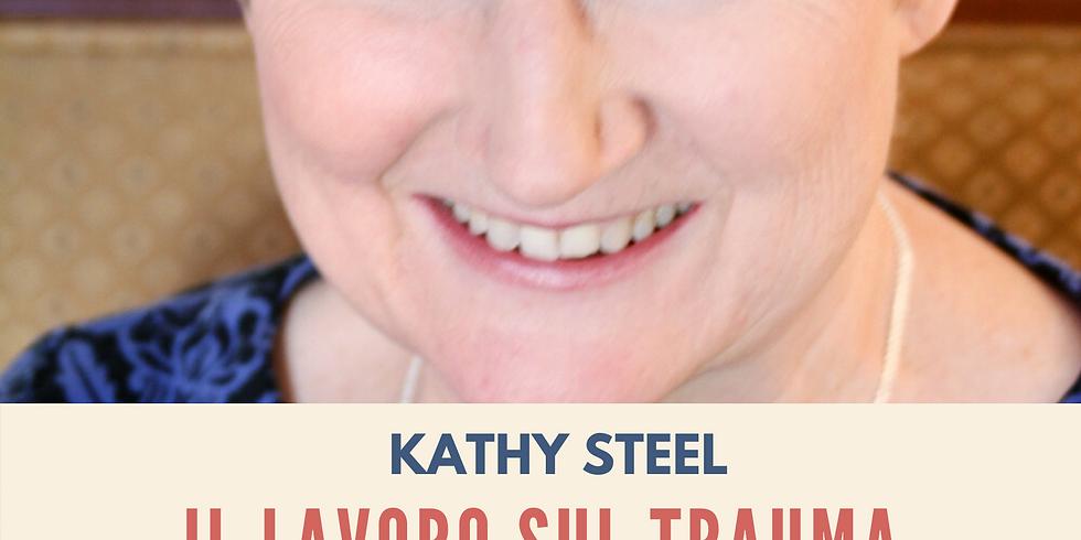 ROMA - Kathy Steele | Il trattamento del Trauma e la relazione col paziente