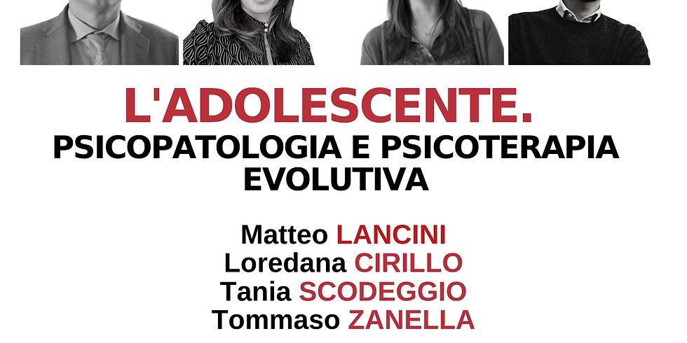 L'Adolescente. Psicopatologia e Psicoterapia Evolutiva