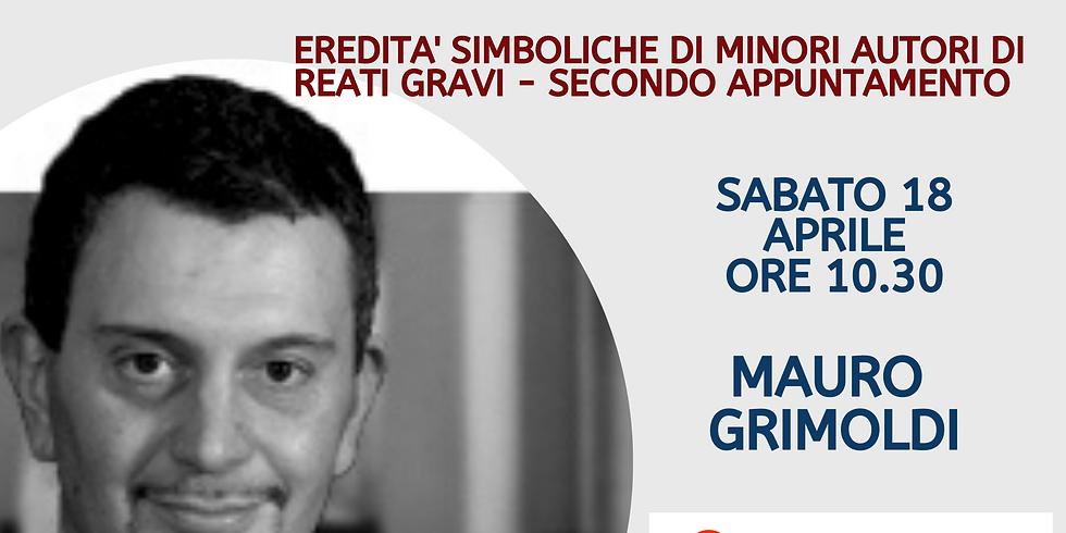 Tre Ricette per una Mente Criminale   Mauro Grimoldi