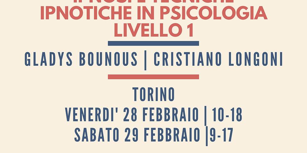 Ipnosi e tecniche ipnotiche in psicologia | Workshop Livello 1