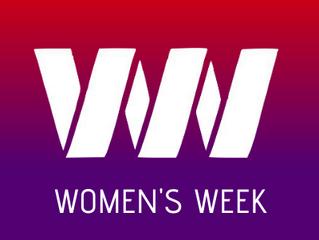 Women's Week 2020