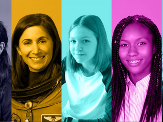 12 Female STEM Advocates