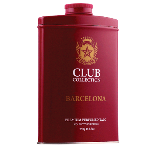 Club Collection Barcelona Talc 250g/8.8 Fl. oz.