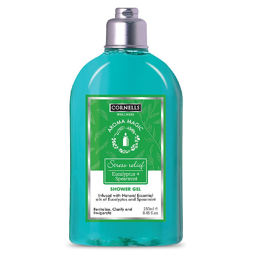 Shower Gel Stress Relief 8.5 Fl.oz.