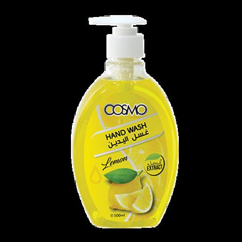 Cosmo Hand Wash Lemon 16.9 Fl.oz.