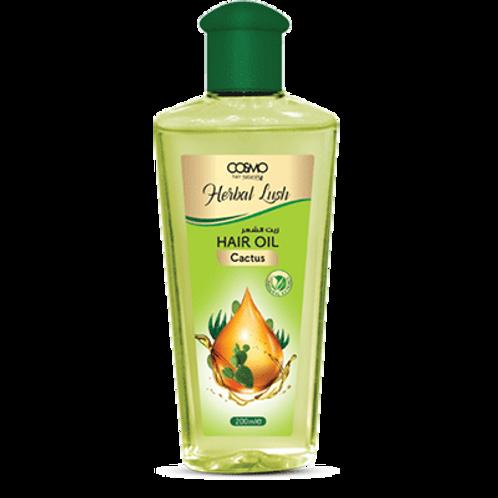 Cosmo Hair Naturals Herbal Lush Hair Oil - Cactus 6.8 Fl. oz.