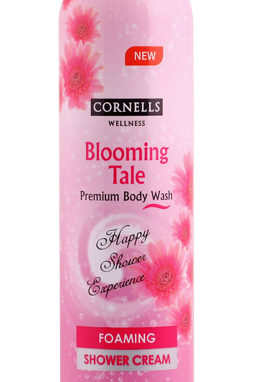Foaming Shower Cream Blooming Tale