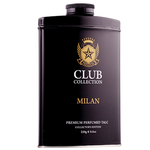 Club Collection Milan Talc 250g/8.8 Fl. oz.