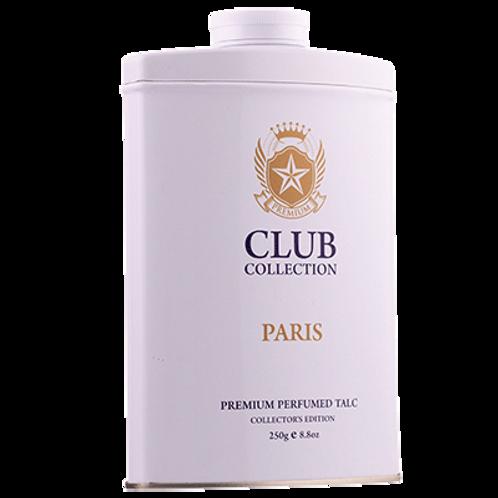 Club Collection Paris Talc 250g/8.8 Fl. oz.