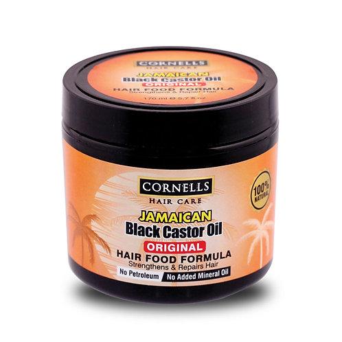 Jamaican Black Castor Oil 100% Natural Hair Food - Original