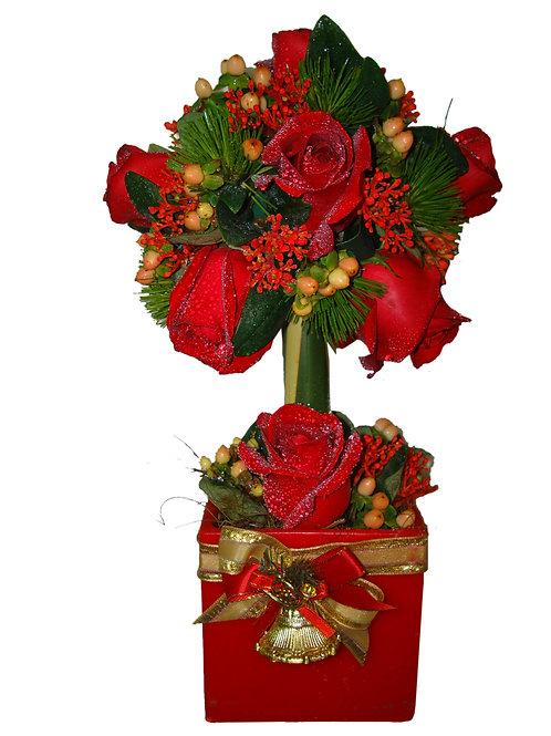 Tupiara 24 Rosas com Hipéricos