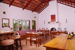 Our dining hall