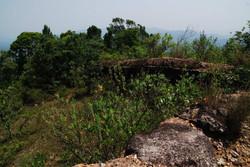 Kanchinkal Durga atop Kerehaklu