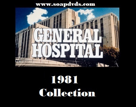 General Hospital - 1981 Episode Collection