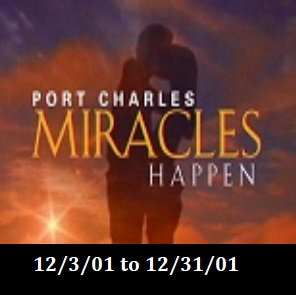 Port Charles - Miracles Happen - Book 5