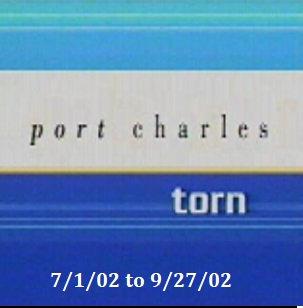 Port Charles - Torn- Book 8