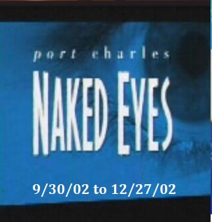 Port Charles - Naked Eyes - Book 9