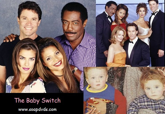 The Baby Switch - Days of Our Lives