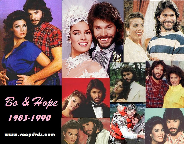 Bo & Hope 1.0 - 1983-1990 - Days of Our Lives