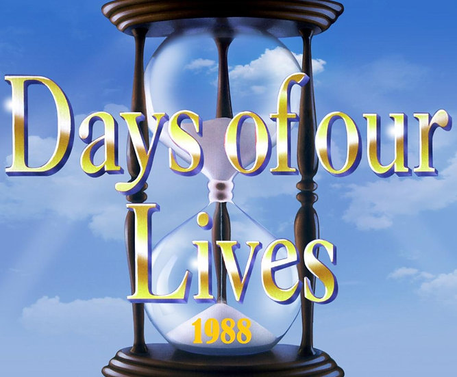 Days of Our Lives - 1988 Complete Year