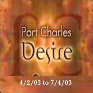 Port Charles - Desire - Book 11