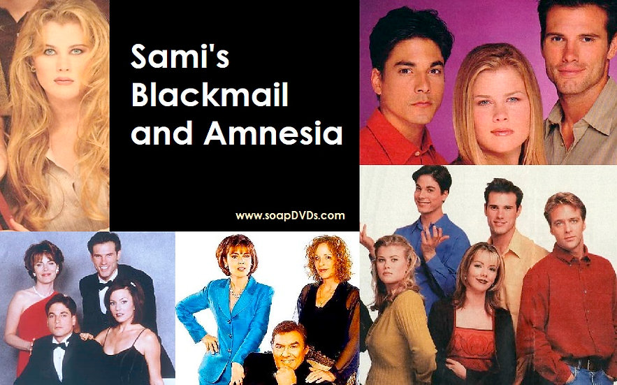 Sami's Blackmail & Amnesia - Days of Our Lives