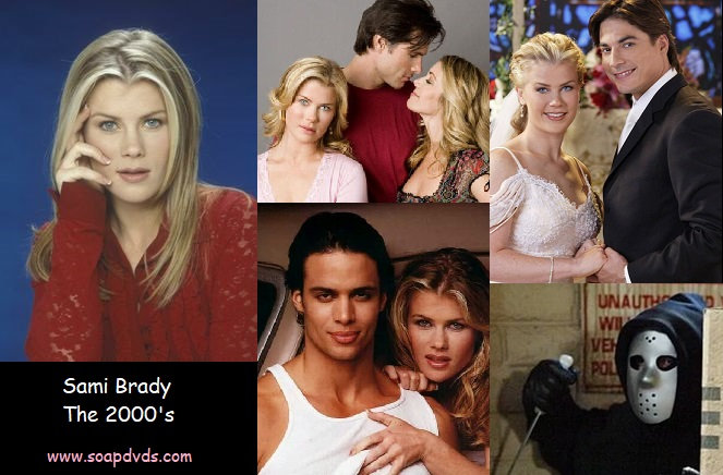 Sami Brady The 2000's - Days of Our Lives