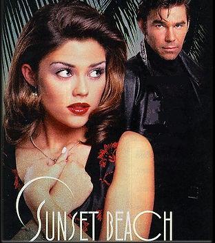 Sunset Beach - Ben & Meg