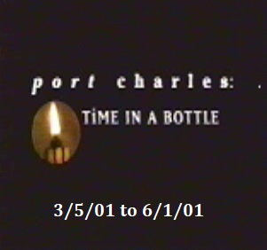 Port Charles - Time in a Bottle - Book 2