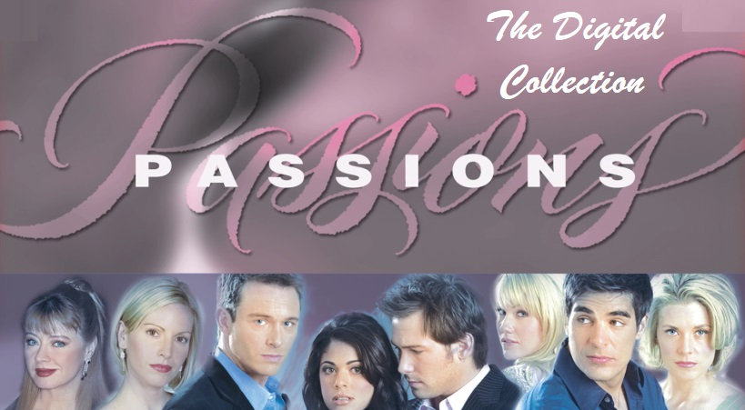 Digital Collection - Passions - The Complete Series