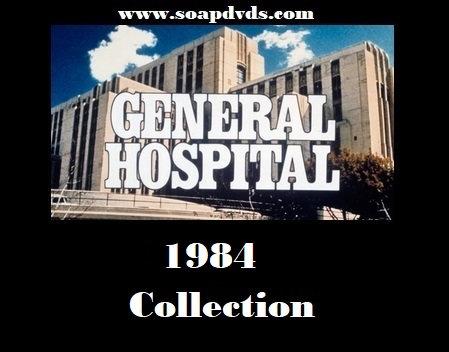 General Hospital - 1984 Episode Collection