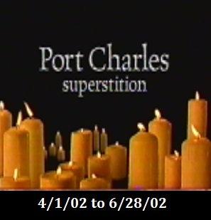Port Charles - Superstition - Book 7