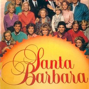 Santa Barbara DVDs