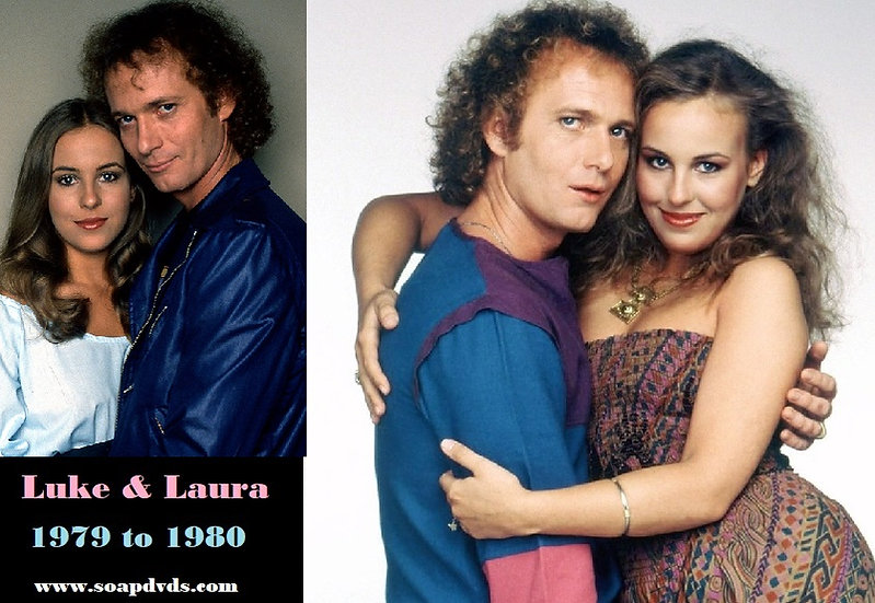 Luke & Laura Vol. 1 - Classic General Hospital Collection