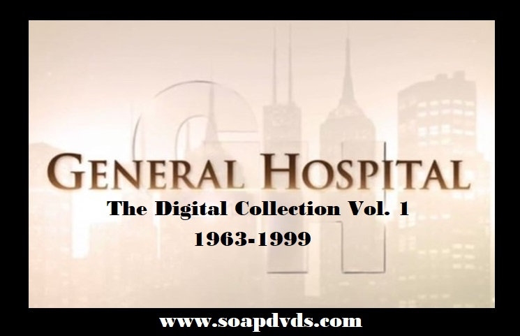 General Hospital - The Digital Collection Vol. 1