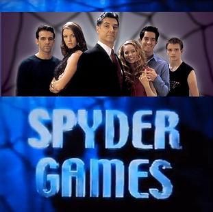 Spyder Games DVDs