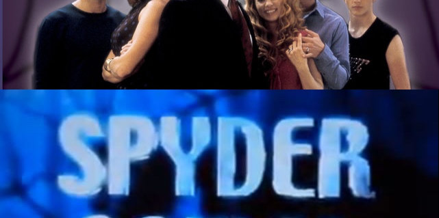 Spyder Games - The Complete Series