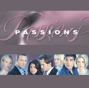 Passions DVDs