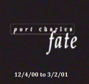 Port Charles - Fate - Book 1