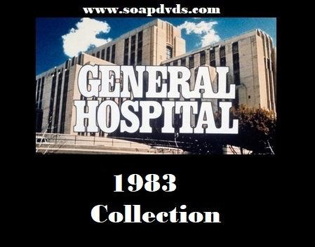General Hospital - 1983 Episode Collection