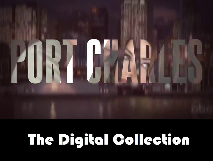 Digital Collection - Port Charles - The Complete Series