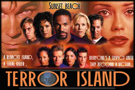 Sunset Beach - Terror Island