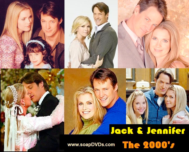 Jack & Jennifer The 2000's - Days of Our Lives